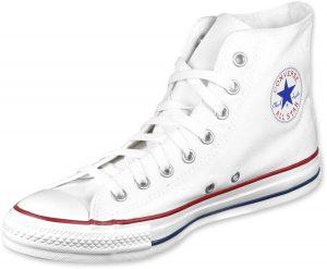 white full converse